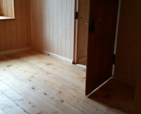 Schlafzimmer in Chalet