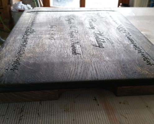 Buchdeckel 3 Schreinerei Holzhandwerkstatt Schmidt Winterthur