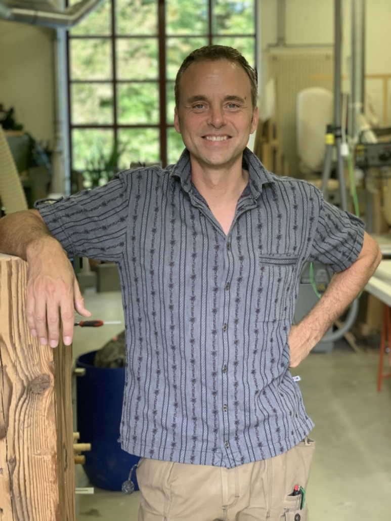 Joachim Schmidt Schreinerei Holzhandwerkstatt Schmidt