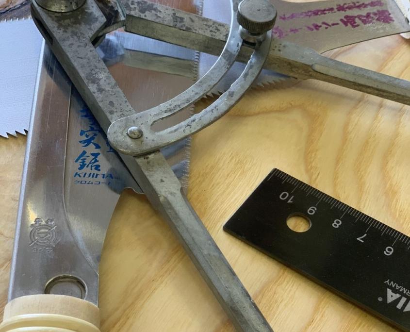 Werkzeuge Schreinerei Holzhandwerkstatt Schmidt