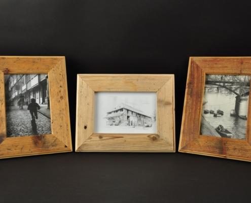 Altholzbilderrahmen Schreinerei Holzhandwerkstatt Schmidt