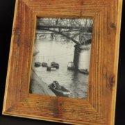Altholzbilderrahmen 014 Schreinerei Holzhandwerkstatt Schmidt